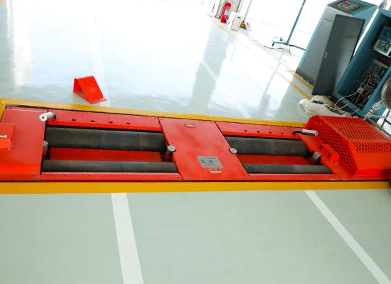 机动车检测线设备