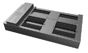 汽车底盘测功机(3轴6滚筒)